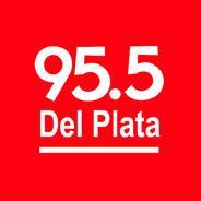 Del Plata 95.5-Logo