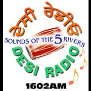 Desi Radio-Logo