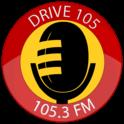 Drive 105-Logo