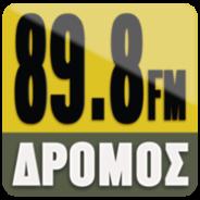 Dromos 89.8-Logo