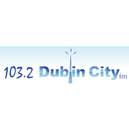 103.2 Dublin City FM-Logo