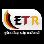 ETR - European Tamil Radio-Logo