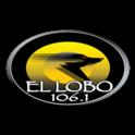 El Lobo 106-Logo