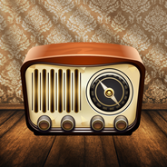 Electro Swing Revolution Radio-Logo