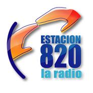 Estación 820 AM-Logo
