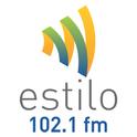 Estilo FM 102.1-Logo