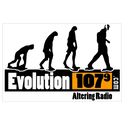 Evolution 107.9-Logo