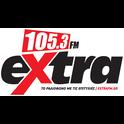 Extra FM 105.3-Logo