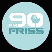 FM90 Friss Rádió-Logo