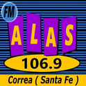 FM Alas 106.9-Logo
