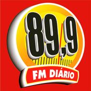 FM Diário 89.9-Logo