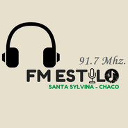 FM Estilo 91.7-Logo