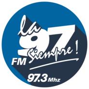 FM La 97 Siempre-Logo