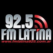 FM Latina 92.5-Logo