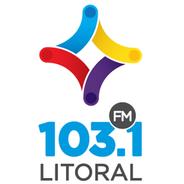FM Litoral 103.1-Logo