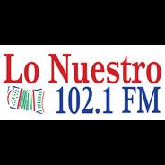 FM Lo Nuestro 102.1-Logo