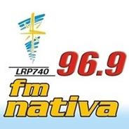 FM Nativa 96.9-Logo
