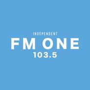 FM ONE 103.5-Logo