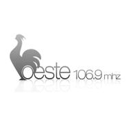 FM Oeste 106.9-Logo