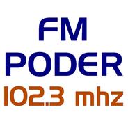 FM Poder 102.3-Logo