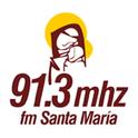 FM Santa María 91.3-Logo