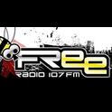 Free Rádio 107 FM-Logo