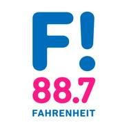 Fahrenheit 88.7-Logo