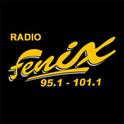 Fenix 95.1-Logo