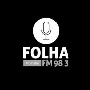 Folha FM 98.3-Logo