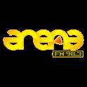 Frecuencia Arena 98.3-Logo