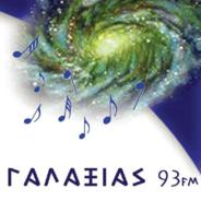 Galaxias 93 FM-Logo