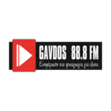 Gavdos FM 88.8-Logo