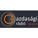 Gazdasági Rádió-Logo
