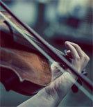 Vor allem sein Violinkonzert ist in Erinnerung geblieben.