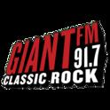 GiantFM 91.7-Logo