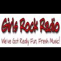 Girls Rock Radio-Logo