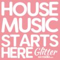 Glitter Radio-Logo