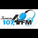 Gomelskaya Haradzkoye Radio 107.4 FM-Logo