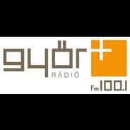 Györ Plusz Rádió-Logo