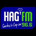 Radio Hag'FM-Logo