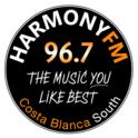 Harmony FM 96.7-Logo