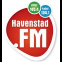 Havenstad FM 105.4-Logo