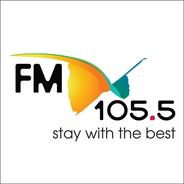 HAY FM 105.5-Logo
