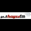 Hayes FM 91.8-Logo