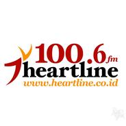 Heartline FM 100.6-Logo