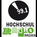 Hochschulradio Aachen-Logo
