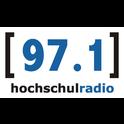 Hochschulradio Düsseldorf-Logo