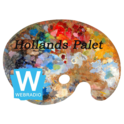 Hollands Palet-Logo
