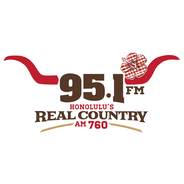 Honolulu's Real Country-Logo