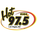 Hot 97.5 KVEG-Logo